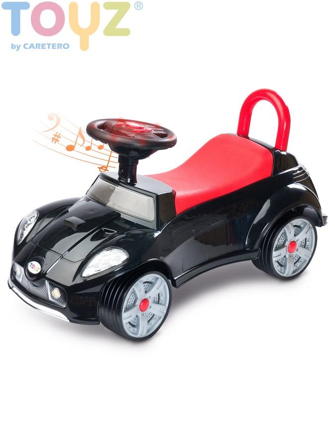 Odrážedlo Toyz Cart black Odrážecí auto pro děti