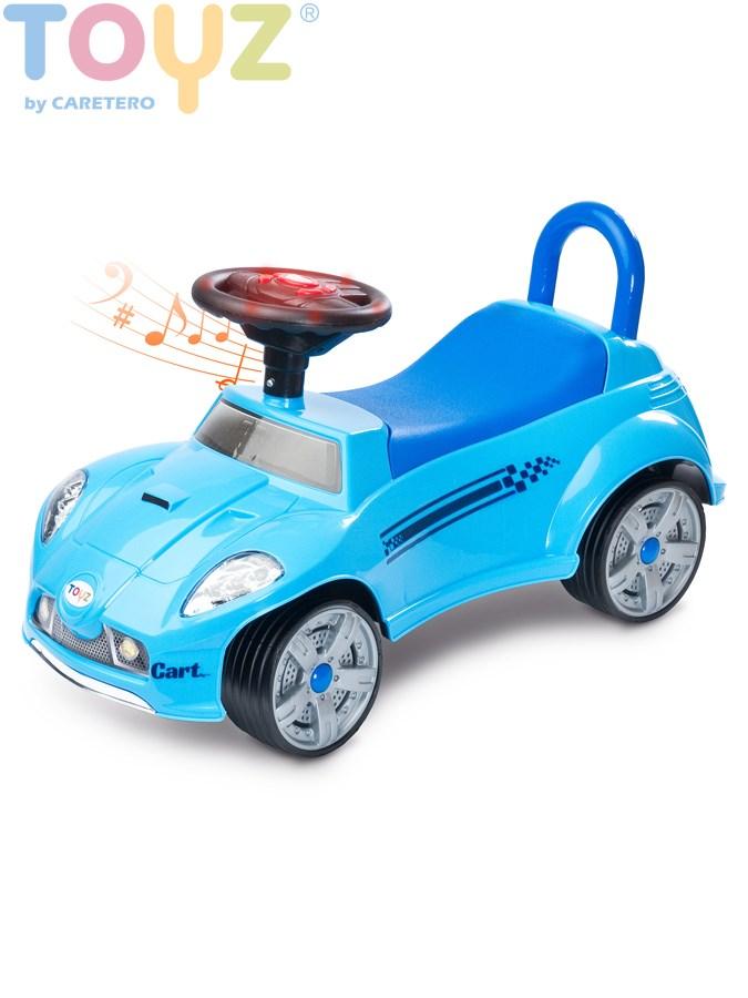 Odrážedlo Toyz Cart blue Odrážecí auto pro děti