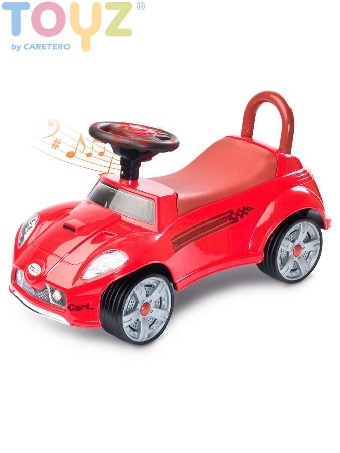 Odrážedlo Toyz Cart red Odrážecí auto pro děti