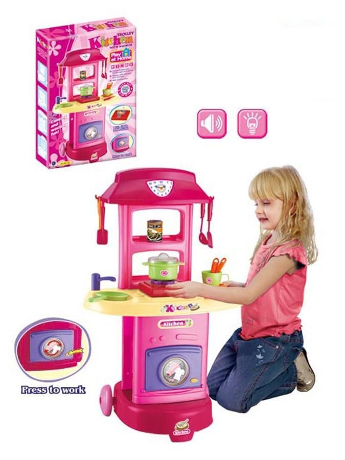 Dětská kuchyňka Bayo s pračkou