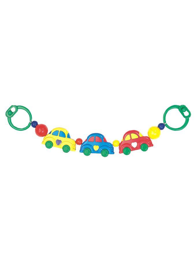 Chrastítko do kočárku auta Dětské chrastítko řetěz