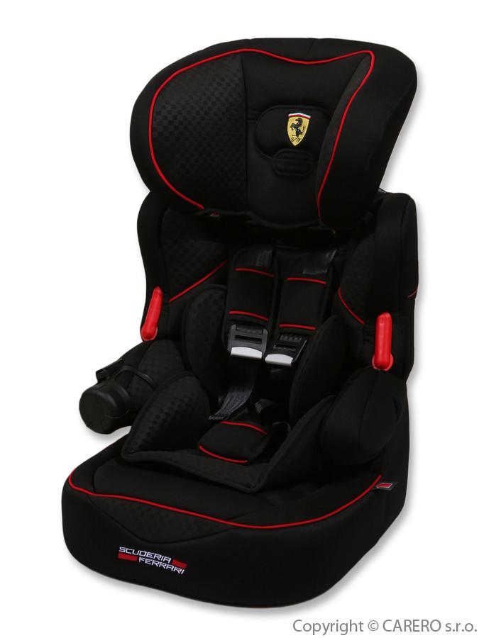 Autosedačka NANIA Beline SP Luxe Ferrari Black Autosedačka NANIA SP Luxe