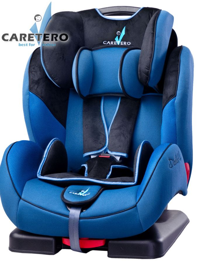 Autosedačka DIABLO XL 2016 navy Autosedačka Caretero