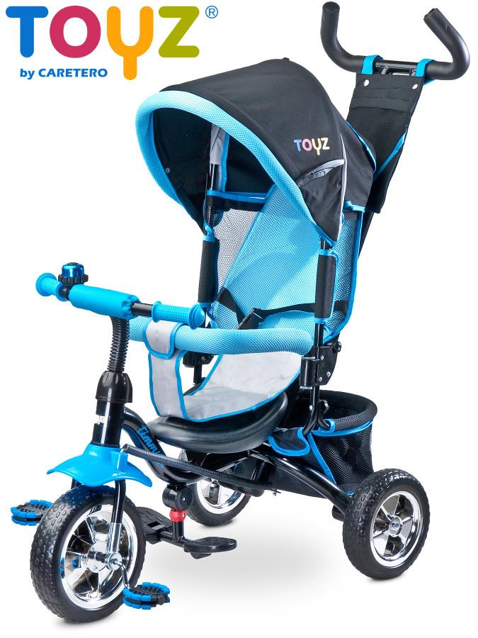 Dětská tříkolka Toyz Timmy blue