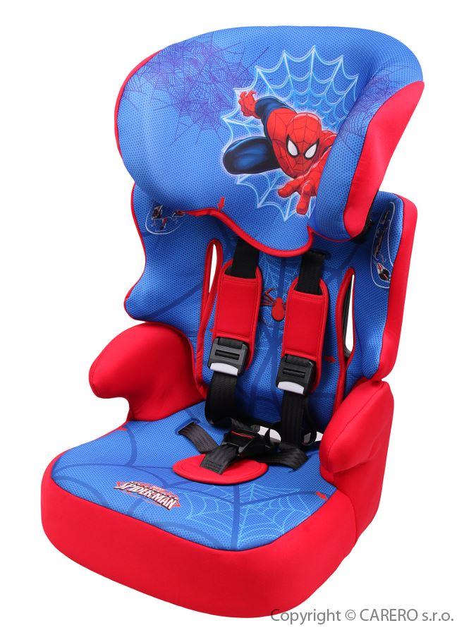 Autosedačka NANIA Beline SP Spiderman 2016 Autosedačka NANIA Beline