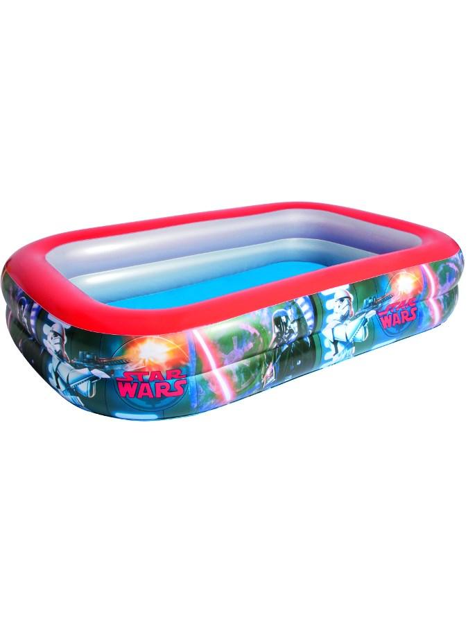 Nafukovací dětský bazén obdélník Bestway Star Wars Dětský nafukovací bazén obdélníkový Bestway