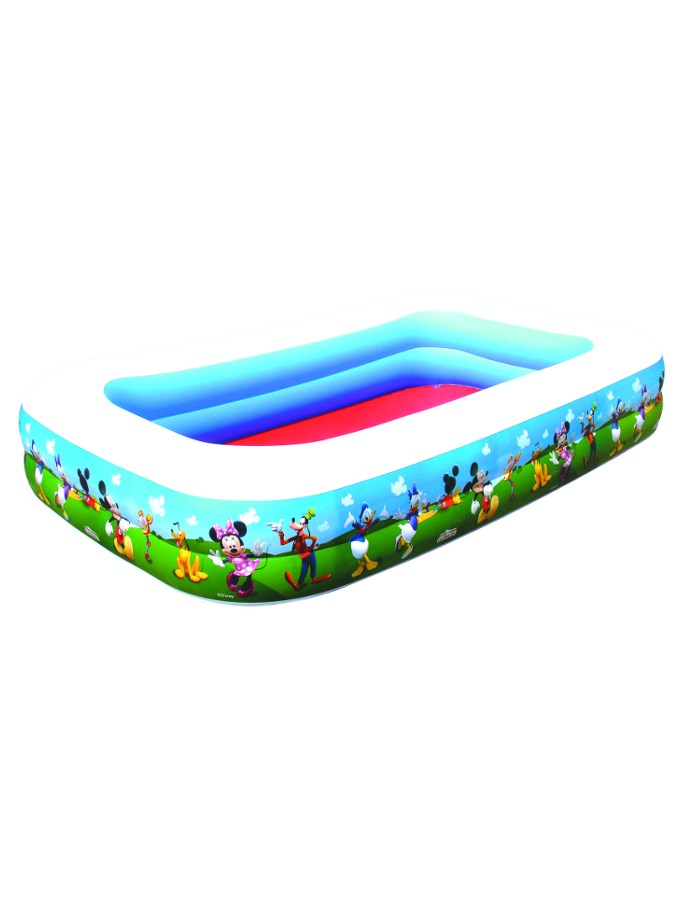 Nafukovací dětský bazén obdélník Bestway Mickey Mouse Dětský nafukovací bazén obdélníkový Bestway