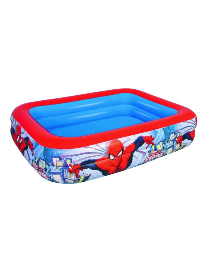 Nafukovací dětský bazén obdélník Bestway Spiderman Dětský nafukovací bazén obdélníkový Bestway