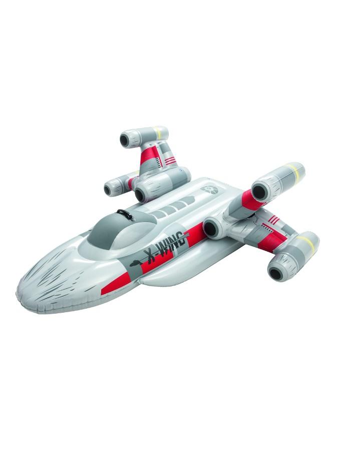 Nafukovací letadlo do vody Bestway Dětská nafukovací hračka s úchytem
