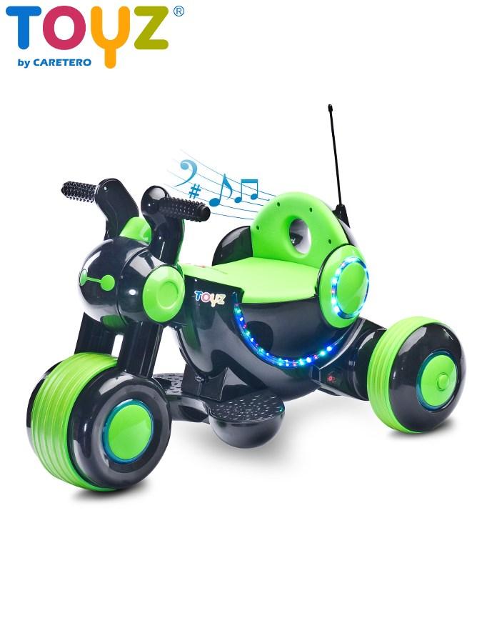 Elektrická motorka Toyz Gismo green Dětské elektrické vozítko Toyz Gismo
