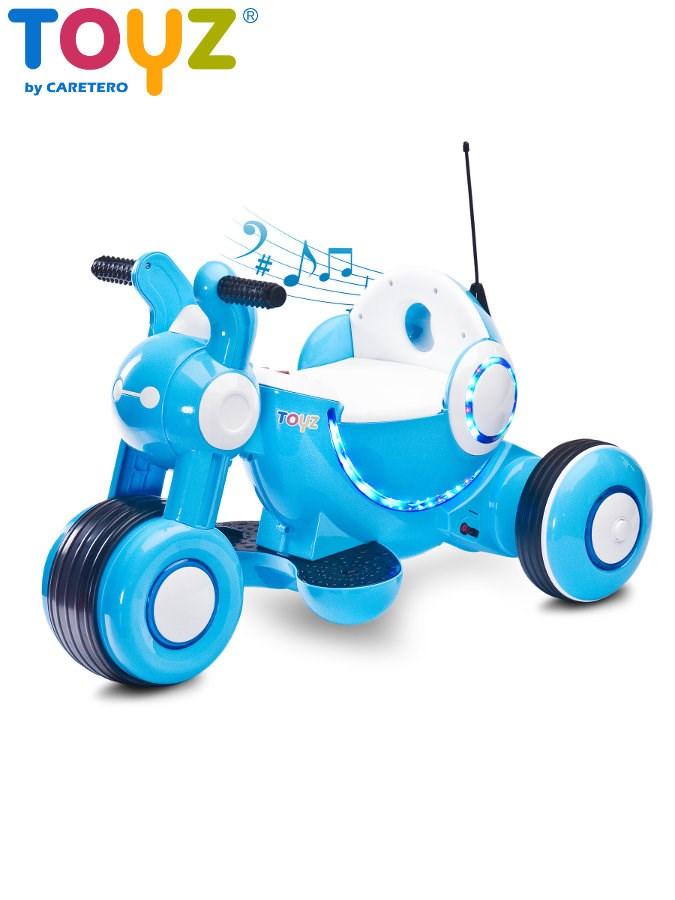 Elektrická motorka Toyz Gismo blue Dětské elektrické vozítko Toyz Gismo