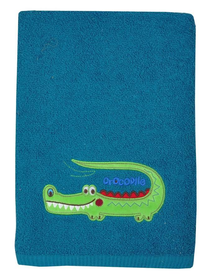 Dětský ručník Koala petrolejový Froté dětský ručník 50x100 cm, s vyšitým obrázkem