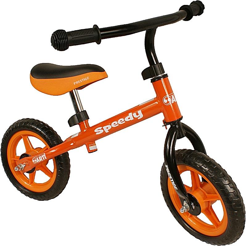 ARTI odrážedlo kolo Speedy Free orange Dětské odrážecí kolo Arti Speedy Free
