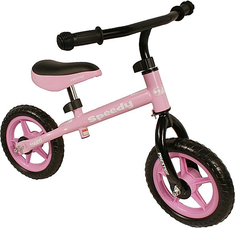 ARTI odrážedlo kolo Speedy Free pink Dětské odrážecí kolo Arti Speedy Free