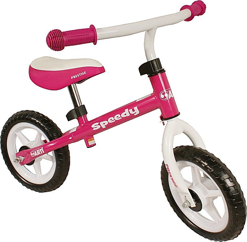 ARTI odrážedlo kolo Speedy Free pink purple Dětské odrážecí kolo Arti Speedy Free