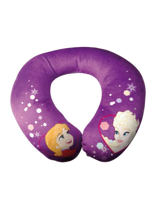 Dětský nákrčník Frozen - Ledové království Cestovní polštářek dětský