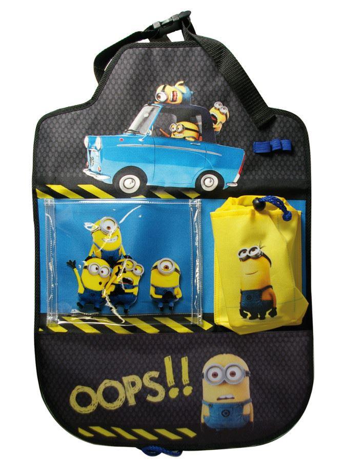 Kapsář do auta Minions Kapsář do auta Disney
