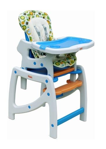 Jídelní židlička SWING Orange Jídelní židlička rozkládací