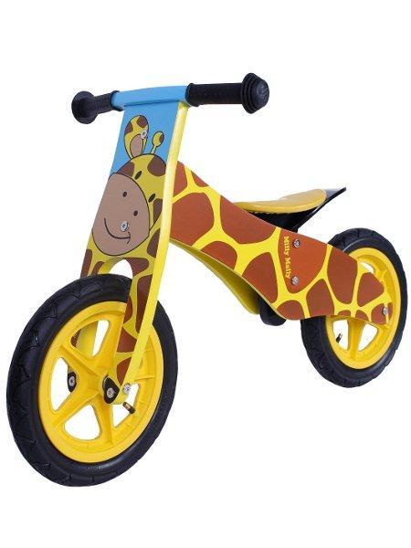 Odrážedlo kolo Milly Mally Duplo Giraffe Dětské odrážedlo-kolo Milly Mally