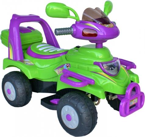 Elektrická čtyřkolka Quad TIMO green