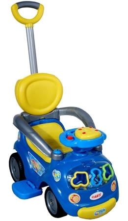 Odrážedlo vozítko ARTI Walker Easy blue Odrážedlo s vodící tyčí ARTI