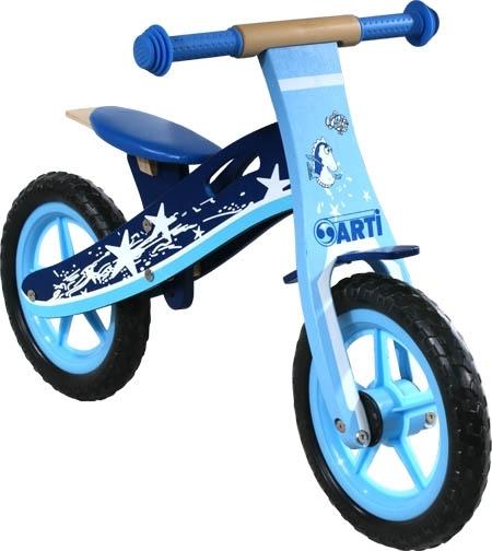 Odrážedlo kolo ARTI Rider Star Ocean Odrážecí kolo dřevěné Arti Rider