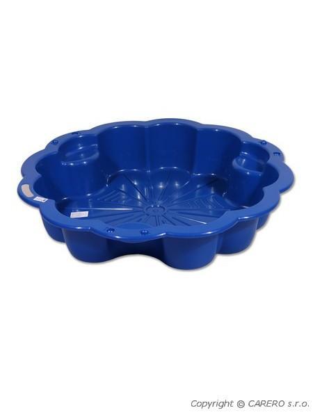 Pískoviště plastové Fiore modré