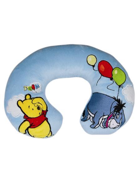 Dětský nákrčník POOH Cestovní polštářek dětský
