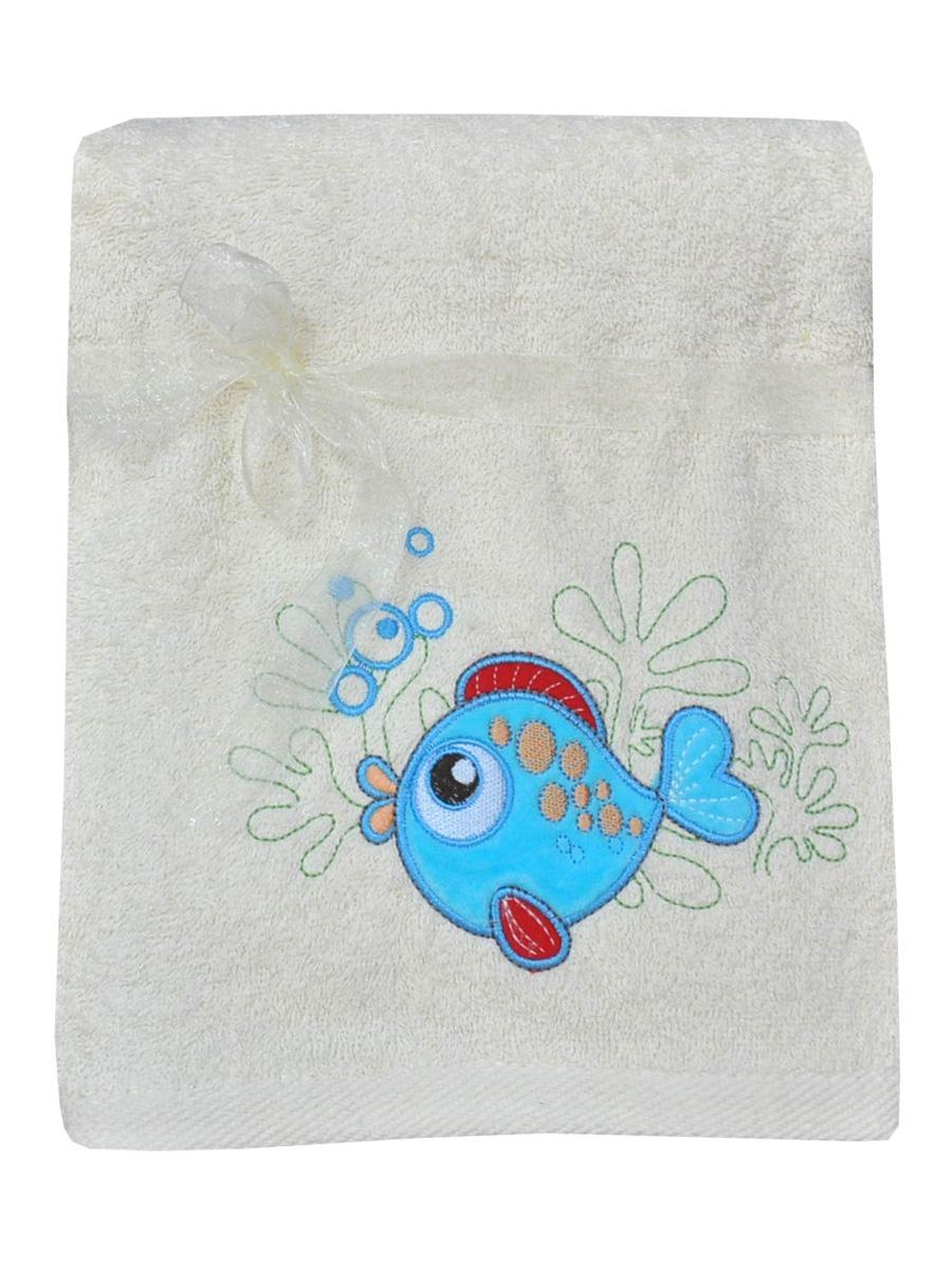 Dětský ručník Koala béžový Froté dětský ručník 50x100 cm, s vyšitým obrázkem