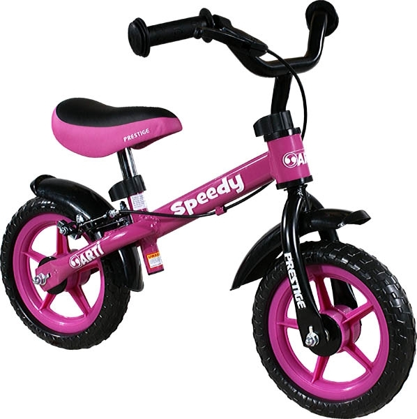 ARTI odrážedlo kolo Speedy M Luxe pink Dětské odrážecí kolo Arti Speedy M