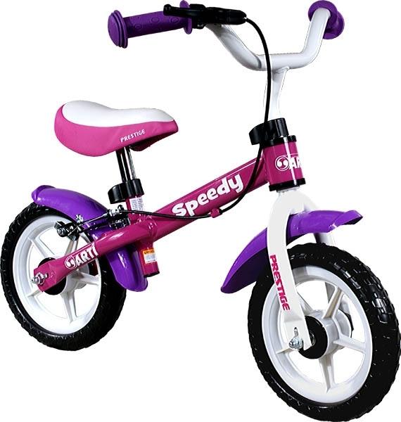 ARTI odrážedlo kolo Speedy M Luxe purple Dětské odrážecí kolo Arti Speedy M