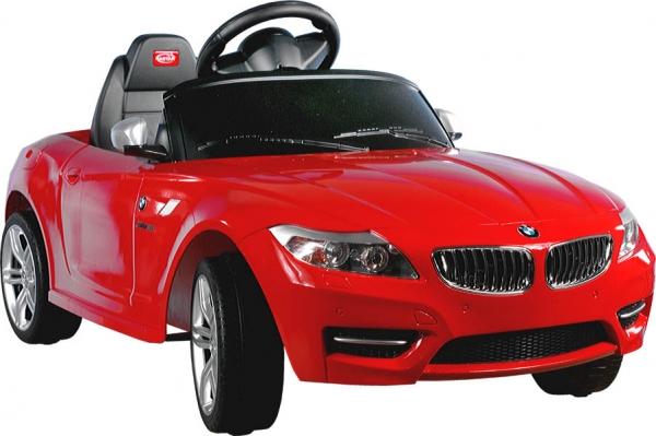Elektrické auto ARTI BMW Z4 Red Elektrické auto pro 1 dítě s dálkovým ovládáním
