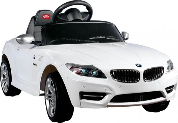 Elektrické auto ARTI BMW Z4 White Elektrické auto pro 1 dítě s dálkovým ovládáním