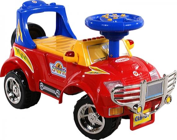 Odrážedlo auto Arti 3111 BIG J red Odrážecí auto ARTI pro děti