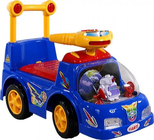 Odrážedlo auto ARTI Space Star blue Odrážecí auto pro děti