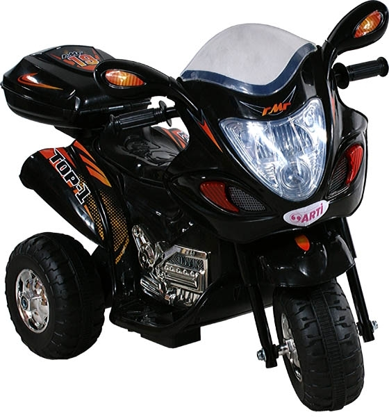 Motorka elektrická ARTI Buzzy black Dětská elektrická motorka