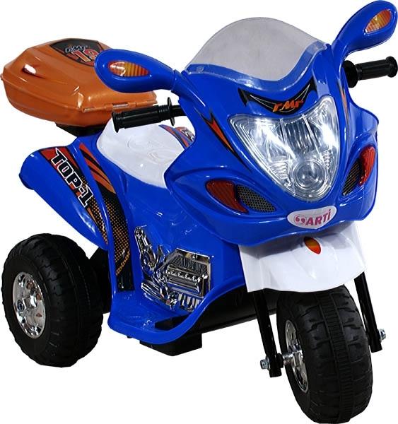 Motorka elektrická ARTI Buzzy blue Dětská elektrická motorka