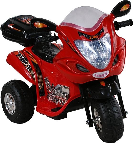 Motorka elektrická ARTI Buzzy red Dětská elektrická motorka