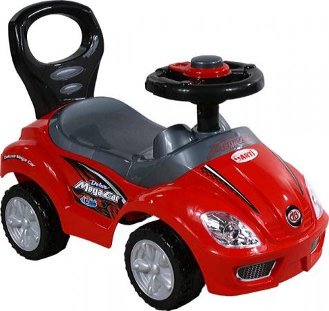 Odrážedlo ARTI 381A Mega Car standard red Odrážecí auto pro děti