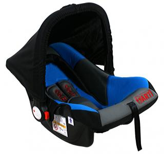 Autosedačka ARTI Safety One 0-13kg Black Blue Grey