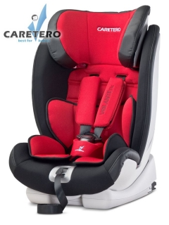 Autosedačka CARETERO Volante Fix red 2016