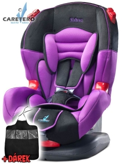 Autosedačka Caretero IBIZA 2016 new purple