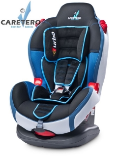 Autosedačka Caretero SPORT TURBO 2015 navy
