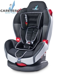 Autosedačka Caretero SPORT TURBO 2015 graphite