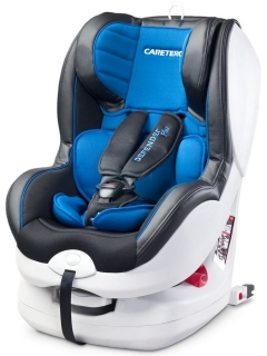 Autosedačka CARETERO Defender Plus Isofix blue