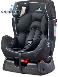 Autosedačka Caretero SCOPE Deluxe 2016 black