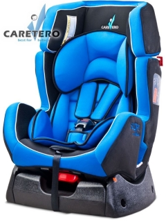 Autosedačka Caretero SCOPE Deluxe 2016 blue