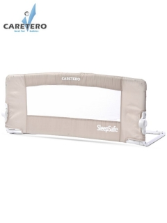 Mantinel do postýlky CARETERO SleepSafe brown